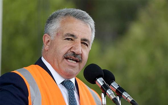 Bakan Ahmet Arslan Doğu Karadeniz'e müjdeyi verdi