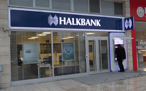 Halkbank'tan KAP'a gözaltı açıklaması