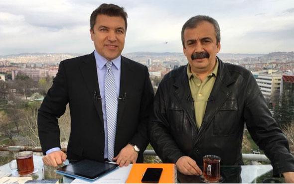 Sırrı Süreyya Önder'den canlı yayında skandal itiraf