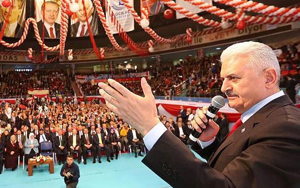 ''Kılıçdaroğlu'nda Binali Yıldırım sevgisi doğdu''
