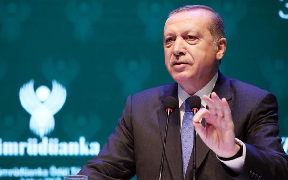 Erdoğan: Birisini sigara içerken gördüğümde...