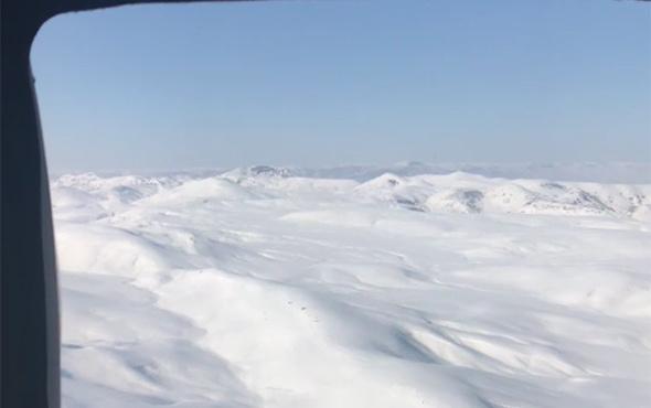 Başbakan Yıldırım'ı taşıyan helikopter zorunlu iniş yaptı