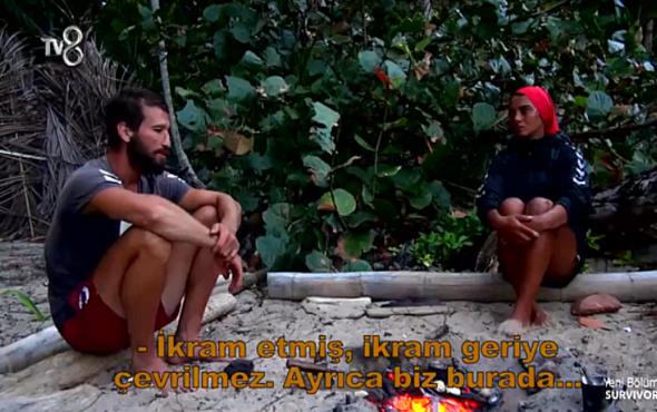 Sabriye ile Adem barışıyor mu? Başbaşa bunu konuştular