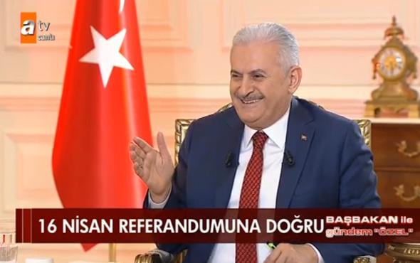 Başbakan Yıldırım'dan Kılıçdaroğlu'nun gafına yanıt