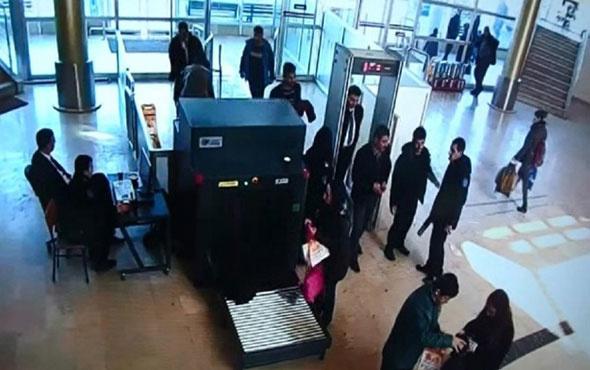 Otogarda 'kan davası' cinayeti kamerada