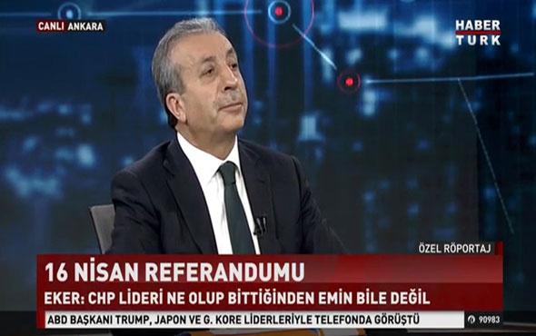 Mehdi Eker'in 16 Nisan öngörüleri
