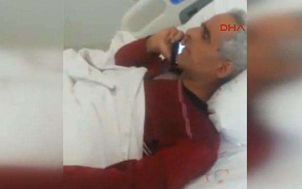 Suriyeli pilot ailesiyle görüştü