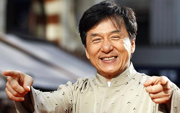 Jackie Chan başarısının sırrını açıkladı