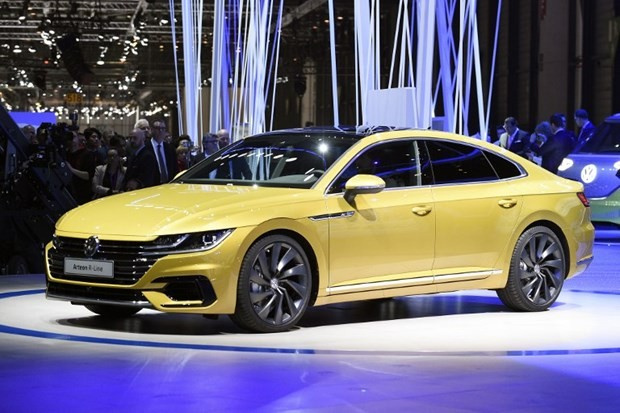 VW merakla beklenen modelini tanıttı - Sayfa 1