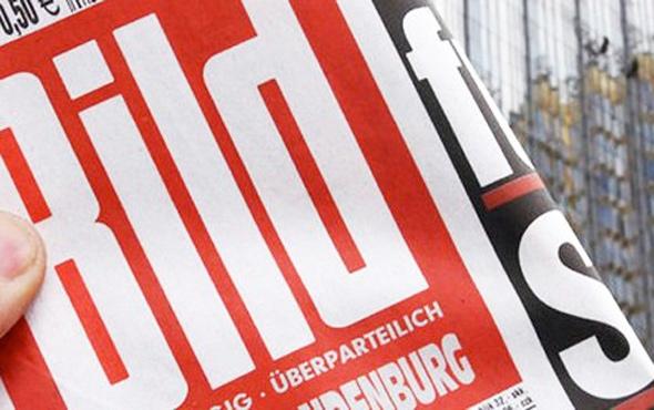 Zeybekçi'ye hakaret eden Bild'e kınama