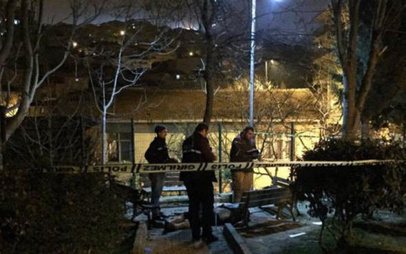 Üsküdar'da bir parkta ceset bulundu