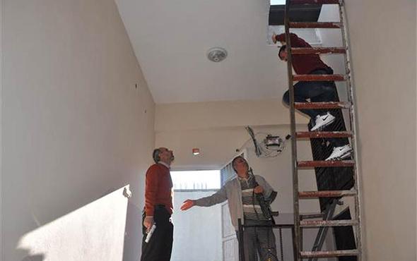 Adıyaman'da evine silahla giden korucu polisi harekete geçirdi