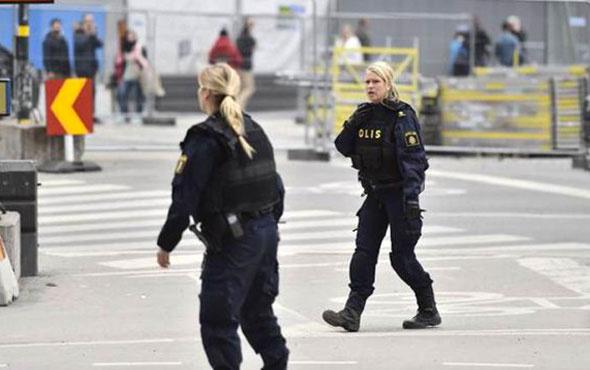 İsveç'teki kamyonlu saldırı