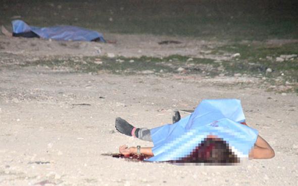 Adana'da yengesi ve arkadaşını öldürdü nedeni ise...