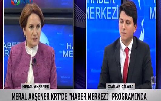 Meral Akşener: Güçlü başbakan yardımcılığı teklif ettiler!