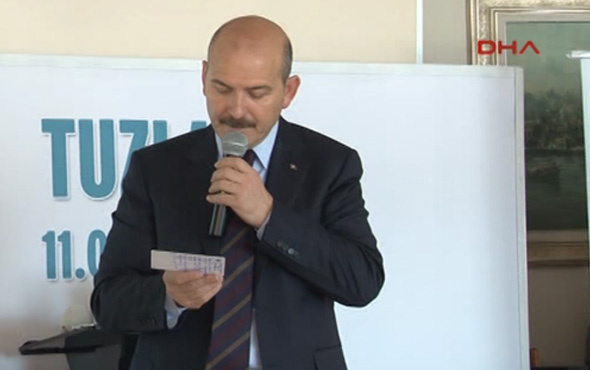 Bakan Soylu'dan Diyarbakır açıklaması