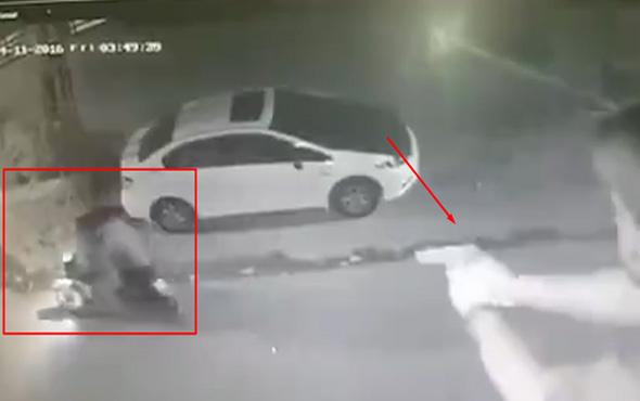 Hırsızlar baltayı taşa vurdu!