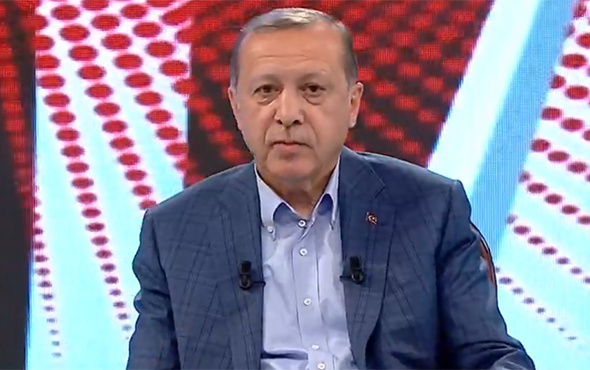 Cumhurbaşkanı Erdoğan'ın gözleri doldu!