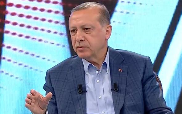 Cumhurbaşkanı Erdoğan: 'Darbecilerle ne görüştün Kılıçdaroğlu?'