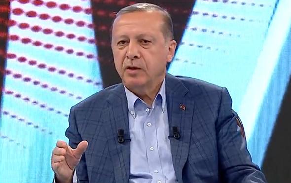 Cumhurbaşkanı Erdoğan: 'Türkiye 15 yılda çağ atladı'