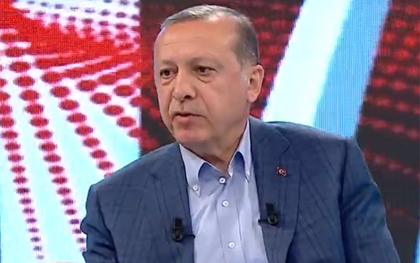 Cumhurbaşkanı Erdoğan: 'Rejim değil sistem değişiyor'