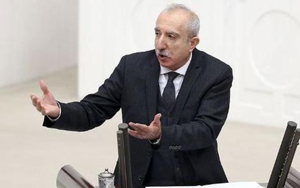 Baykal Ak partili Miroğlu'nu kızdırdı! Ne işin var Mardin'de?