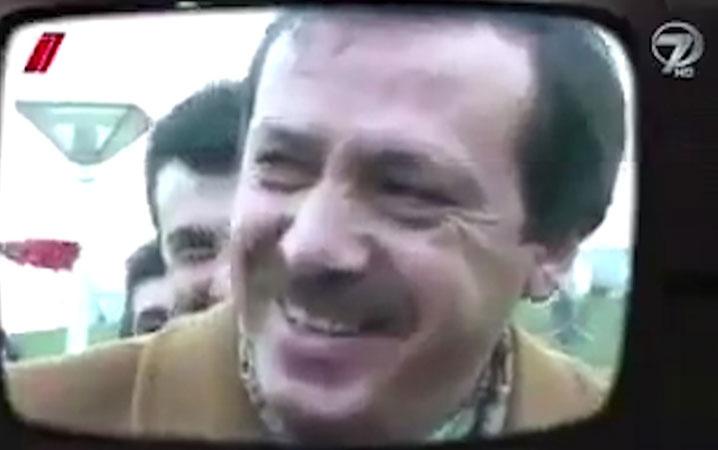 Erdoğan'ı kahkahaya boğan diyalog...