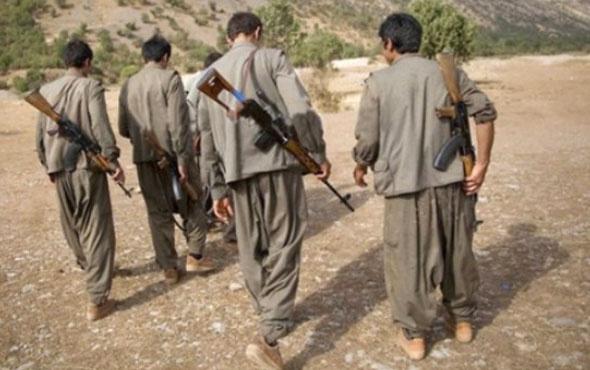 500 kişi silah bıraktı PKK'yı terk ediyorlar