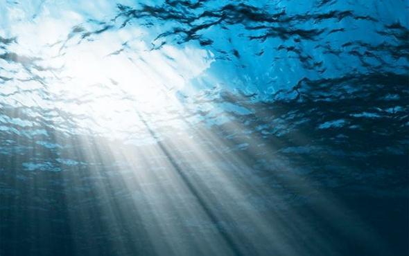 Atlas Okyanusu'nda define keşfi
