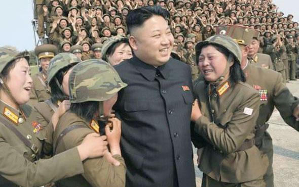 Kuzey Kore - ABD savaşı çıkıyor? Başkent boşaltıldı ve...