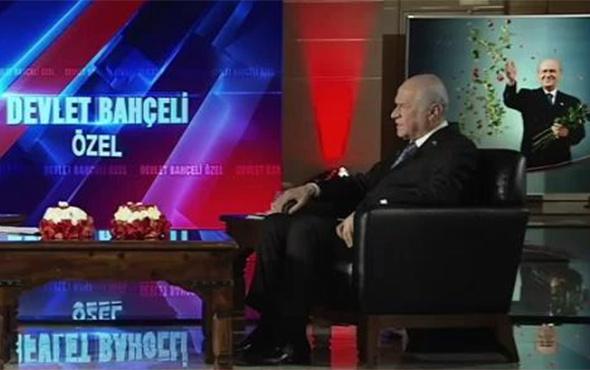 Devlet Bahçeli Star TV canlı yayını : Eyalet sistemi bombası