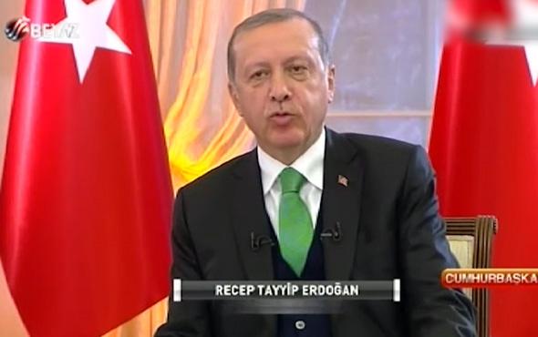 Cumhurbaşkanı Erdoğan: 'Evet' oyları önde gidiyor