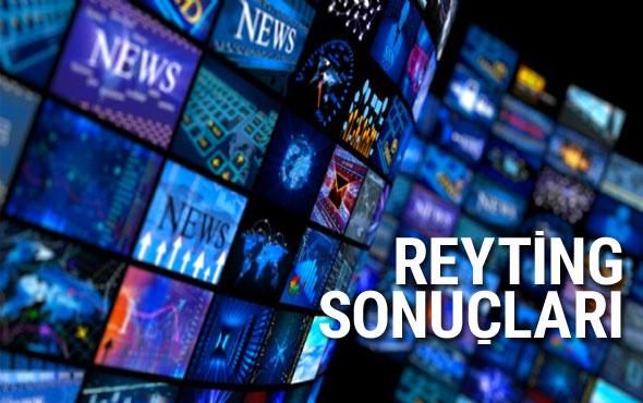 13 Nisan reyting sonuçları Beşiktaş maçı mı Vatanım Sensin mi?