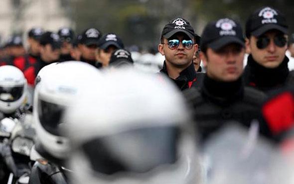 Halk oylamasında kaç polis görev yapacak?
