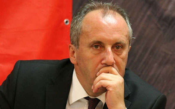 CHP'li İnce dedikoduya sarıldı saçmaladı