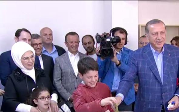 Oyunu kullanan Cumhurbaşkanı Erdoğan'dan ilk açıklama