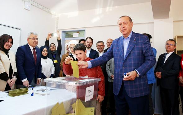 Recep Tayyip Erdoğan oyunu kullandı! İzdihamdan...