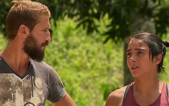 Survivor'da ilginç sözler: 'Justin Bieber yoksa, Adem var!'
