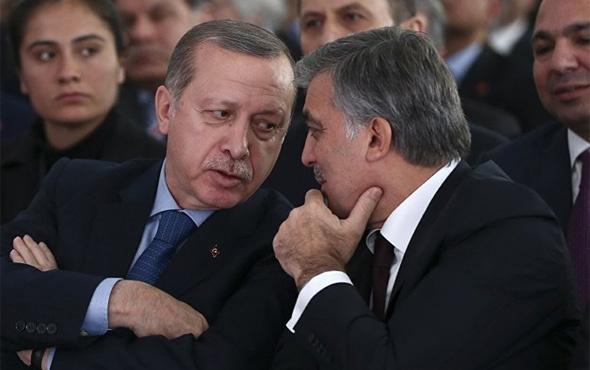 Abdullah Gül'den haber var!
