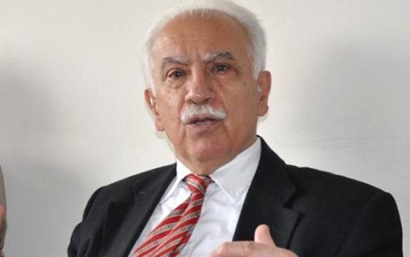 Doğu Perinçek'ten CHP'ye PKK uyarısı!