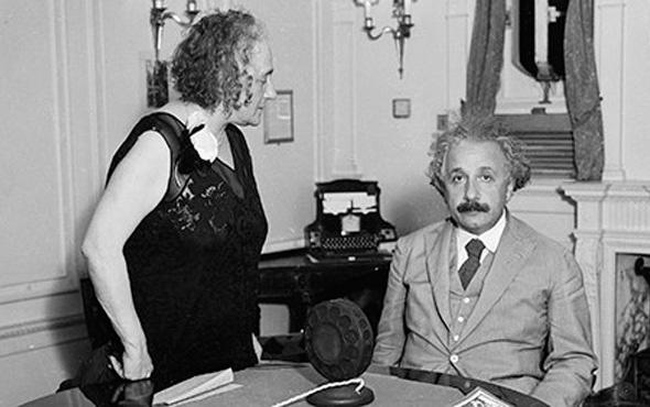 Einstein'in akıllara zarar evlilik sözleşmesi! Eşi benzeri yok