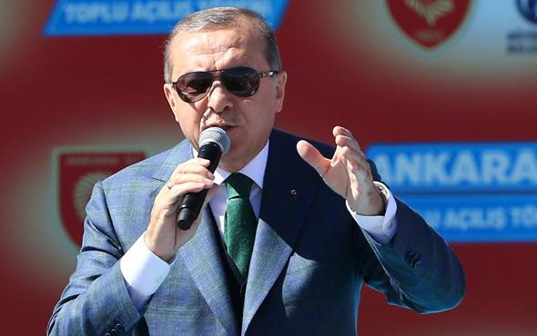 Erdoğan ilan etti: 16 Nisan'da 'evet' çıkarsa...