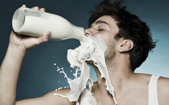 Fazla süt içmek ölüm riskini arttırıyor! Yanlış biliniyormuş