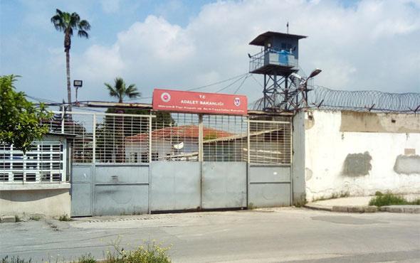 Mersin Cezaevi'nde ortalık fena karıştı yaralılar var
