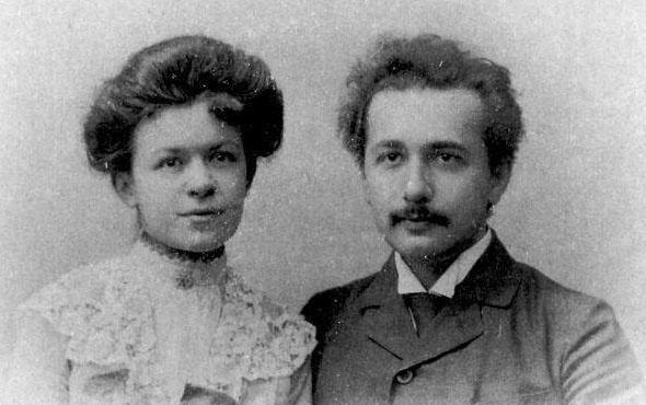 Dünyanın en zeki insanı ama... Einstein'ın evlilik sözleşmesine bakın!