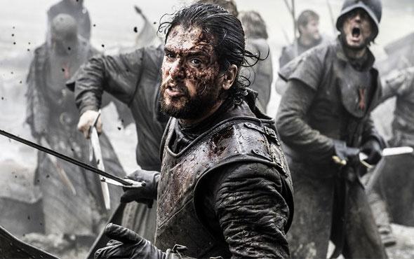 Game of Thrones'un yeni sezonundan fotoğraflar o detaya dikkat!