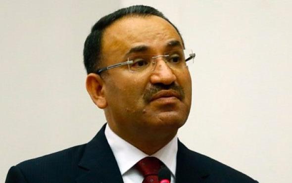 Adalet Bakanı Bozdağ'dan CHP'nin başvurusu ile ilgili açıklama
