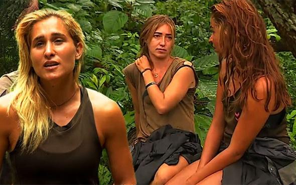 Survivor'da Sema ve Şahika arasında tansiyon yükseldi!