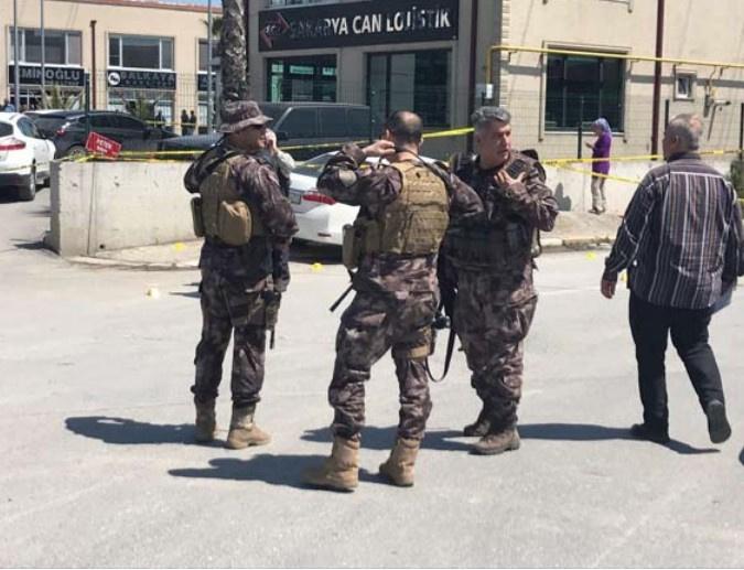 20 kişi bir anda geldi silahlarla taradılar saldırı şoku!