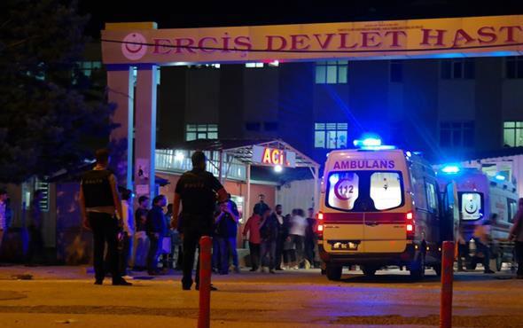 Van'daki terör saldırısından acı haber geldi